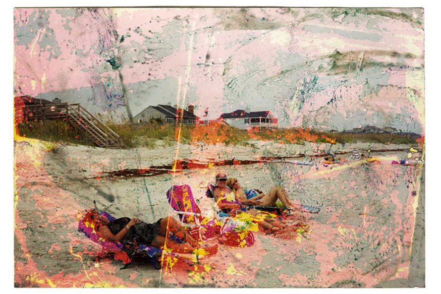 Drowning World - Gideon Mendel