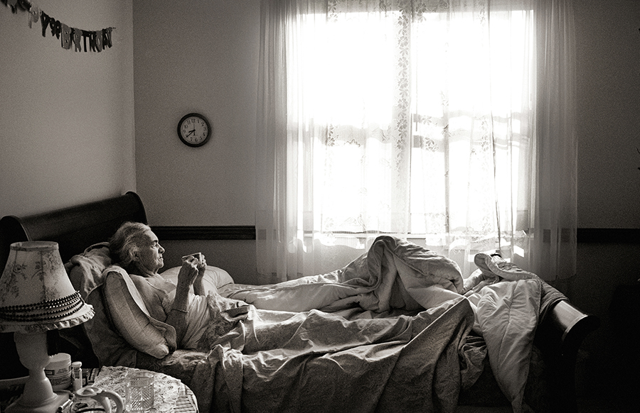 Maggie Steber - Breakfast In Bed
